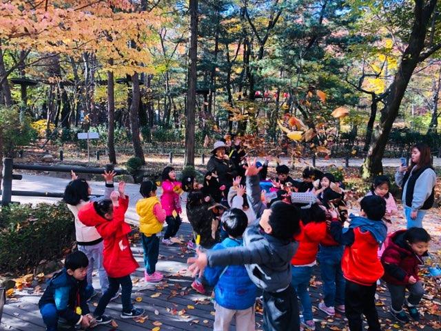 관악구, 2019. 유아숲 체험원 수료식 개최