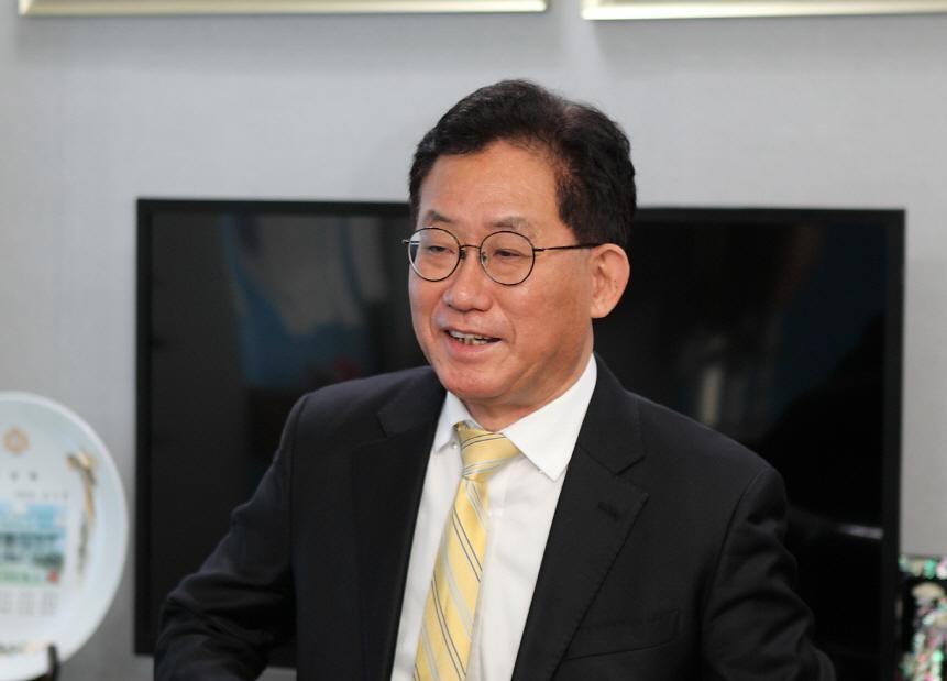 유기홍 전 국회의원 인터뷰① 유기홍, 지난 4년 더 깊고, 단단해져서 돌아왔습니다!