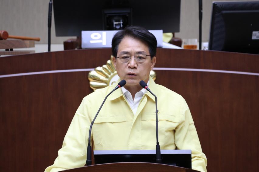 제 267회 정례회 5분발언 - 표태룡 의원(성현동, 청림동, 행운동)
