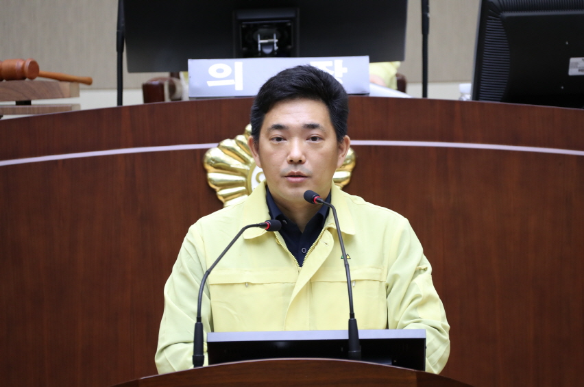 제 267회 정례회 구정질문 - 주무열 의원 (낙성대동, 인헌동, 남현동)