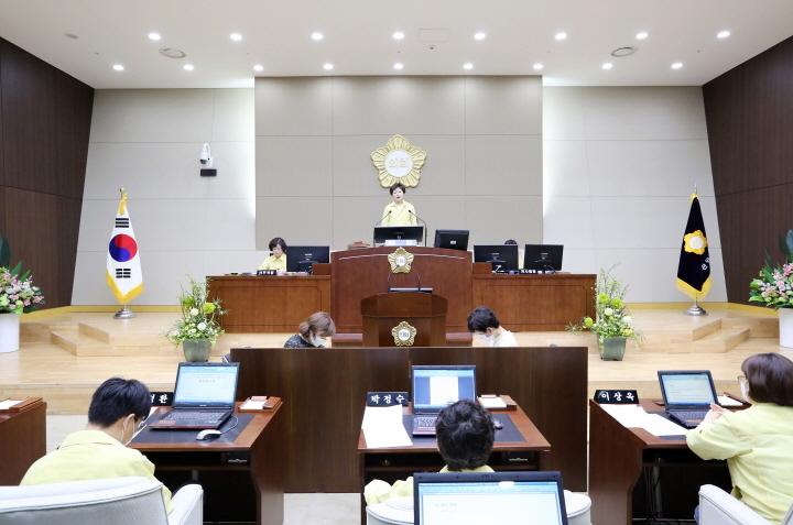제267회 관악구의회 정례회 폐회