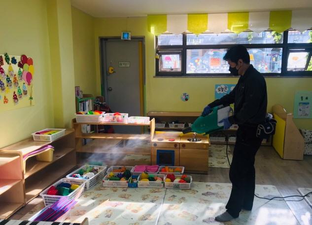 어린이집 방역 희망일자리 사업 참여자 모집