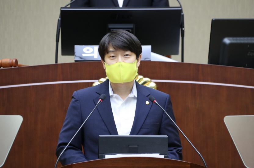 제 277회 정례회 구정질문 - 이기중 의원(삼성동, 대학동)