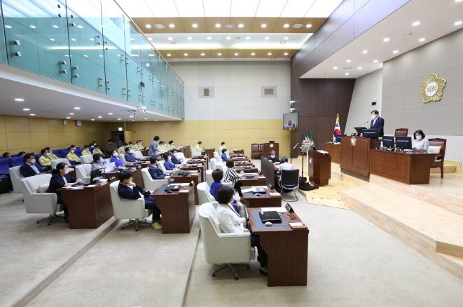 제277회 관악구의회 정례회 폐회